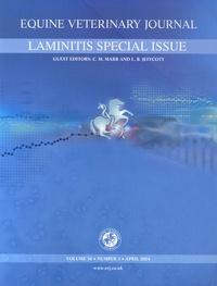C-M Marr - Equine Veterinary Journal N° 3, Volume 36, Avr : .