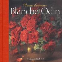 Deedr.fr Carnet d'adresses Blanche Odin Image