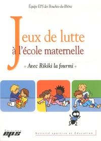 Jeux de lutte à l'école maternelle- Avec Rikiki la fourmi -  Equipe EPS Bouches-du-Rhône   Showmesound.org