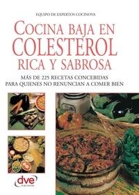 Equipo de expertos Cocinova - Cocina baja en colesterol rica y sabrosa.