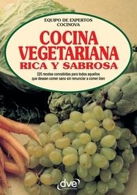 Equipo de expertos Cocinova - Cocina vegetariana rica y sabrosa.
