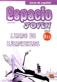 Galabria.be Espacio Joven Nivel B1.1 - Libro de ejercicios Image