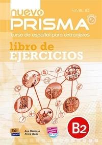 Alixetmika.fr Nuevo Prisma B2 - Libro de ejercicios Image