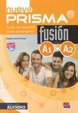 Equipo Nuevo Prisma - Nuevo Prisma Fusion A1-A2 - Libro del alumno. 1 CD audio MP3