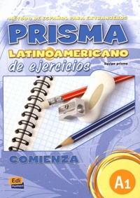 Ucareoutplacement.be Prisma latinoamericano comienza A1 - Libro de ejercicios Image