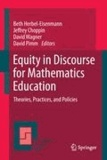 Beth Herbel-Eisenmann - Equity in Discourse for Mathematics Education - Theories, Practices, and Policies.