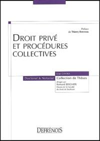 Eran Chvika - Droit privé et procédures collectives.