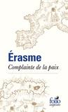 Erasme - Complainte de la paix.