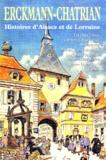 Erckmann-Chatrian - Histoires d'Alsace et de Lorraine.