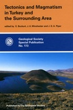 Erdin Bozkurt et John A Winchester - Tectonics and Magmatism in Turkey and the Surrounding Area.