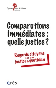 Erès - Comparutions immédiates : une justice d'exception ?.