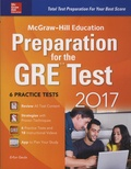 Erfun Geula - McGraw-Hill Education Preparation for the GRE Test.
