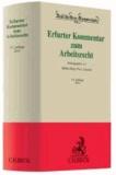 Erfurter Kommentar zum Arbeitsrecht.
