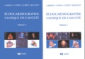 Eric Abergel et Ariel Cohen - Echocardiographie clinique de l'adulte - 2 volumes.