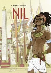 Eric Adam et Didier Garguilo - Nil Tome 2 : Le Mastaba.