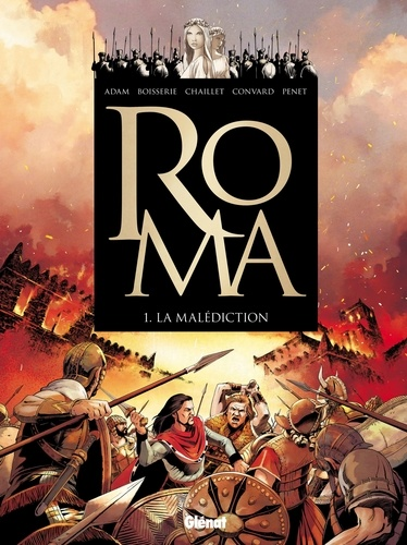 Roma Tome 1 La malédiction