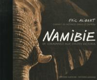 Eric Alibert - Namibie de l'Okavango aux chutes Victoria - Carnet de voyages dans le Caprivi.