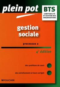 Gestion sociale- Processus 2, Comptabilité et gestion des organisations - Eric Astien |