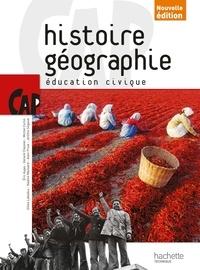 Eric Aujas et Gérard Chatelet - Histoire Géographie Education Civique CAP.
