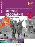 Eric Aujas et Gérard Chatelet - Histoire Géographie Education civique Tle Bac Pro.