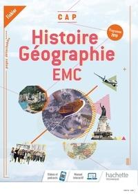 Eric Aujas et Nadine Mansard - Histoire-Géographie EMC CAP - Fichier.