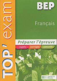Eric Auzols - Top'Exam Français BEP.