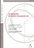 Eric Balate et Dominique Mougenot - Actualités de droit commercial - Le traitement de la déloyauté ; L'action en cessation ; Les clauses abusives en pratique.