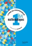 Eric Barbazo et Christophe Barnet - Mathématiques 1re ES/L - Livre du professeur.
