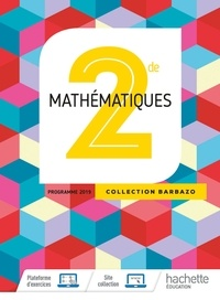 Eric Barbazo et Christophe Barnet - Mathématiques 2de Barbazo.