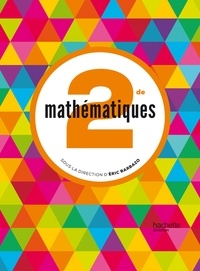 Mathématiques 2e- Grand format - Eric Barbazo |
