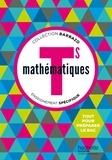 Eric Barbazo et Christophe Barnet - Mathématiques Tle S Barbazo - Enseignement spécifique.