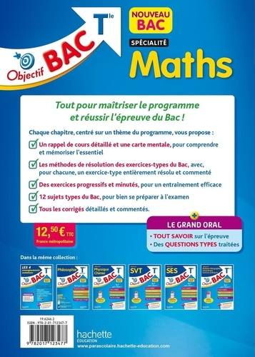 Spécialité Maths Tle  Edition 2020