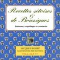 Eric Battista et Jacques Rouré - Recettes sétoises & de Bouzigues - Poissons, coquillages et crustacés.