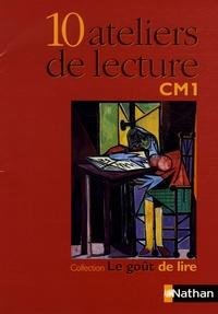 Eric Battut - 10 ateliers de lecture CM1.