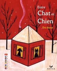 Eric Battut - Entre chat et chien.