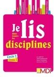 Eric Battut et Joëlle Goaréguer - Je lis dans toutes les disciplines CE2 - Fichier téléchargeable.