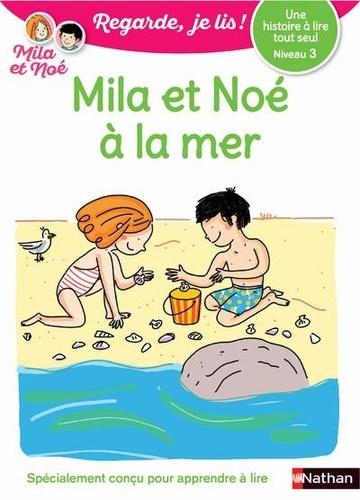 Mila et Noé  Mila et Noé à la mer