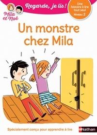 Eric Battut et Marion Piffaretti - Un monstre chez Mila.