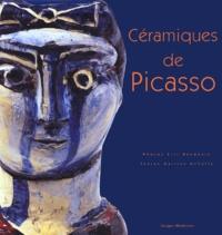 Corridashivernales.be Céramiques de Picasso coffret 2 volumes : volume 1, Oeuvres originales. Volume 2, Dessins préparatoires. Liste des oeuvres Image