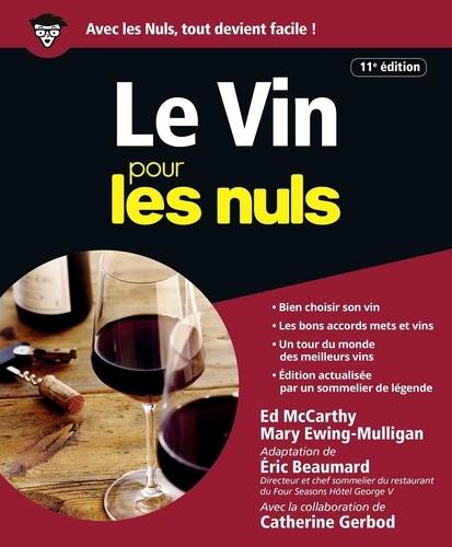 Le vin pour les nuls 11e édition