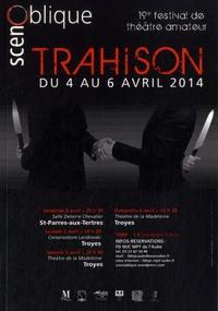 Eric Beauvillain et Alain Dommanget - ScènOblique 2014 - Trahison.