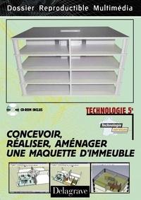 Technologie 5e - Concevoir, réaliser, aménager une maquette dimmeuble.pdf
