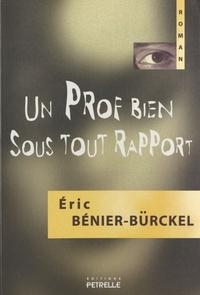 Eric Bénier-Bürckel - .