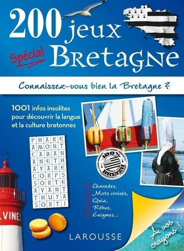 Eric Berger et Pascal Guichard - 200 jeux spécial Bretagne.