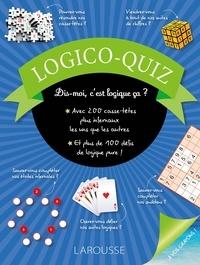Eric Berger et Jean-Jacques Derghazarian - Logique quiz.