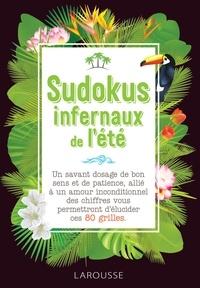 Téléchargez Google Books en pdf Sudokus infernaux de l'été