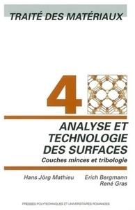 Analyse et technologie des surfaces - Couches minces et tribologie.pdf