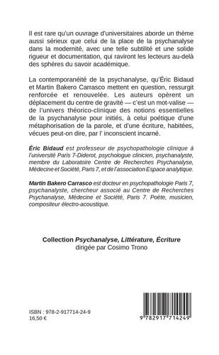 La psychanalyse est-elle contemporaine ?