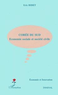 Eric Bidet - Corée du sud. - Economie sociale et société civile.