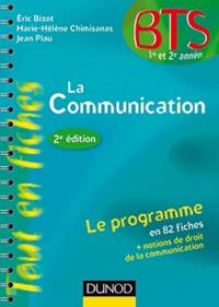 Galabria.be La communication Image